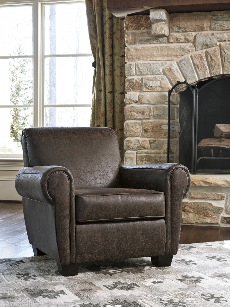 Ilena - Sandstone - Accent Chair