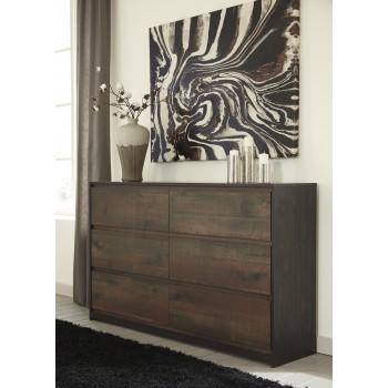 Windlore - Dark Brown - Dresser