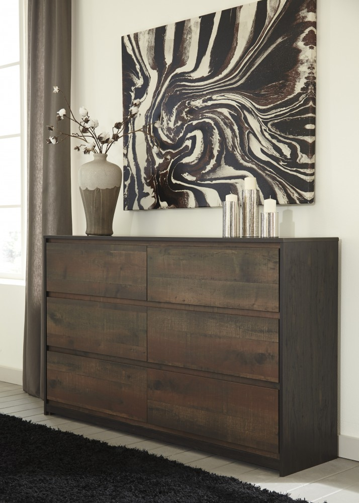 low priced d92e3 97581 Windlore - Dark Brown - Dresser