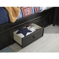 Jaysom - Black - Under Bed Storage