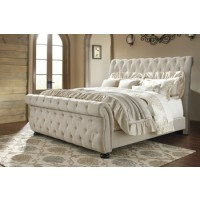 Willenburg King/California King Upholstered Footboard