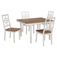 Brovada - Two-tone - RECT DRM Table Set (5/CN)