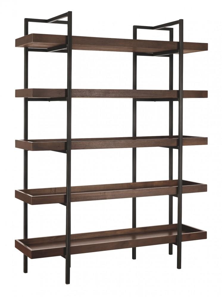 Starmore Brown Bookcase H633 70 Bookcases