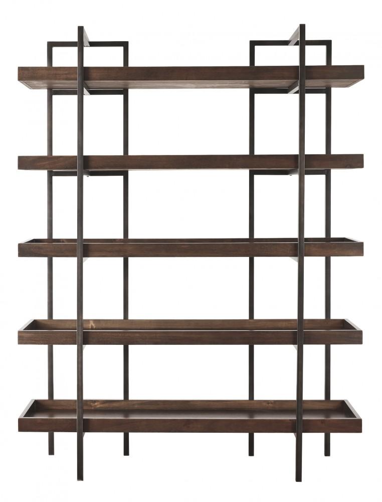 Starmore Brown Bookcase H633 70 Bookcases Sharon