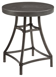 Starmore Brown Round End Table T913 6 End Tables