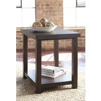 Starmore - Brown - Chair Side End Table