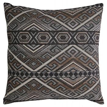Erata - Gray/Brown - Pillow
