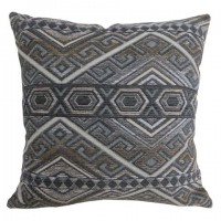 Erata - Gray/Brown - Pillow