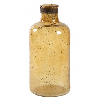 Octavie - Amber - Vase