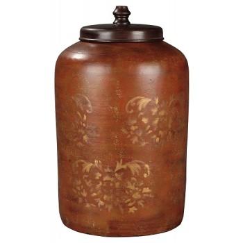 Odalis - Orange/Tan - Jar