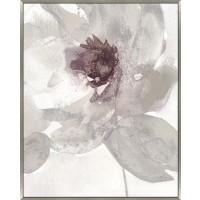 Odam - Taupe/Gray/Purple/White - Wall Art