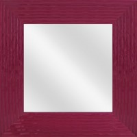 Odelyn - Fuchsia - Accent Mirror