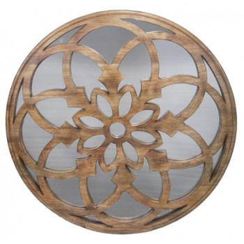 Oilhane - Natural - Accent Mirror