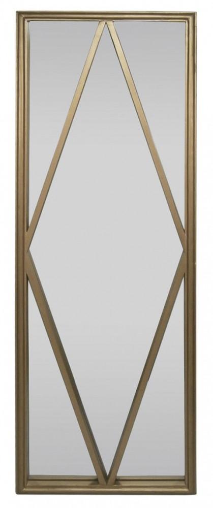 Offa - Gold Finish - Accent Mirror