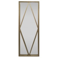 Offa - Gold Finish - Accent Mirror