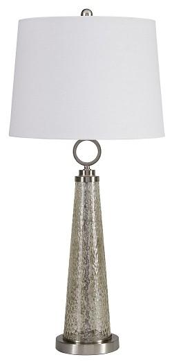 Arama - Mercury Glass - Glass Table Lamp (1/CN)