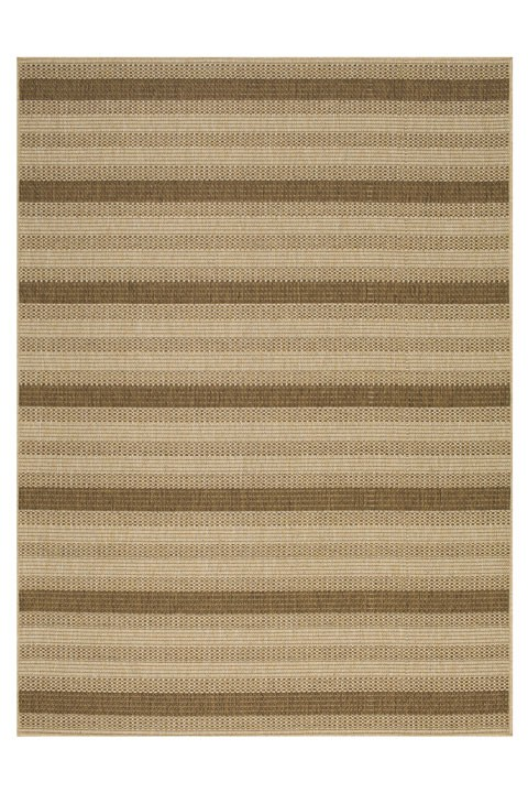 Makai - Beige/Brown - Medium Rug