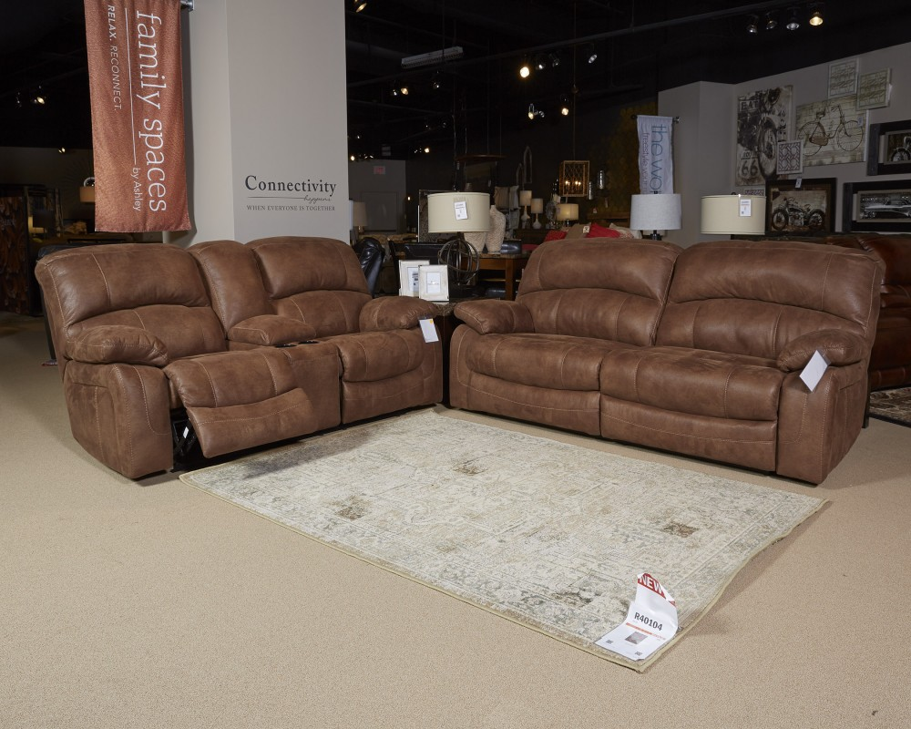 Zavier - Saddle - 2 Seat Reclining Sofa