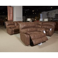 Zavier - Saddle - Wide Seat Power Recliner