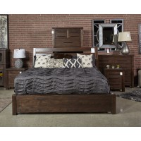 Starmore - Brown - Five Drawer Chest