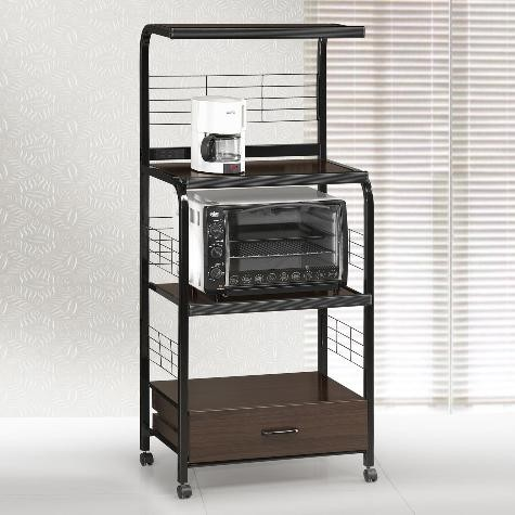 Kitchen Shelf On Castor