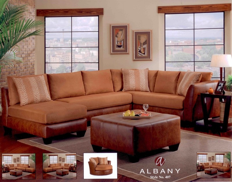 ALBANY INDUSTRIES Loveseat