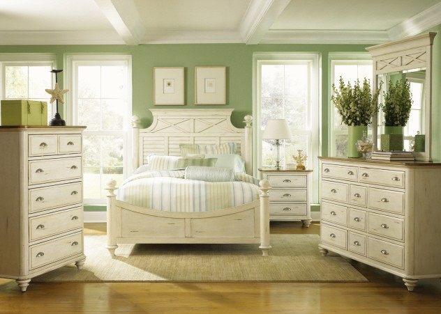 LIBERTY FURNITURE INDUSTRIES Ocean Isle Bedroom