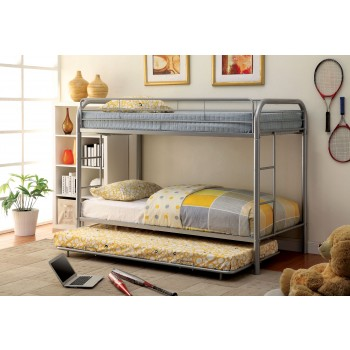Contemporary Twin/Twin Style Bunkbed