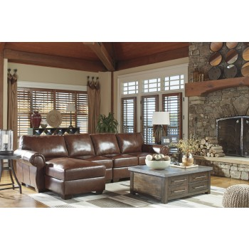 Lugoro - Saddle 3 Pc. LAF Chaise Sectional