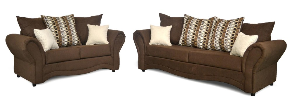 Riley Collection Sofa and Loveseat