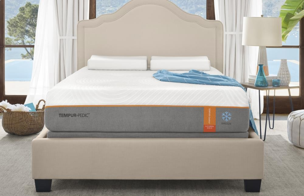 tempur pedic tempur contour collection tempur contour elite breeze full - Tempur Pedic Full Mattress
