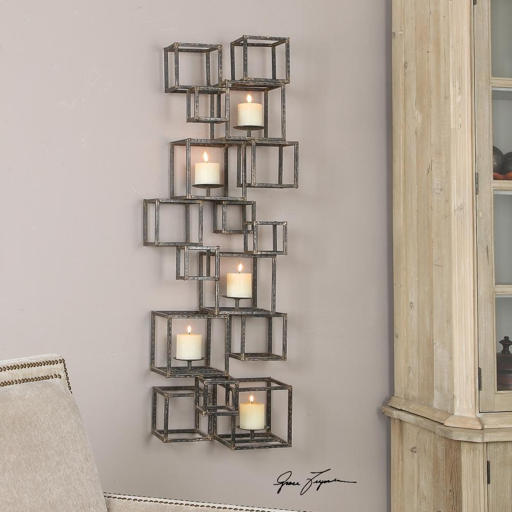 UTTERMOST & UTTERMOST Silvestro Wall Sconce   R04019   Accessory Item   Fowhand ...