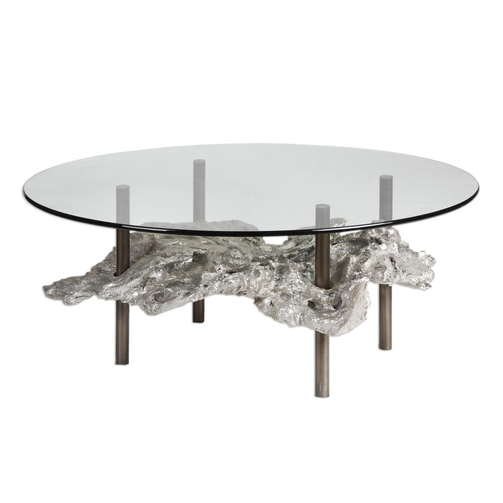 UTTERMOST Zuberi Coffee Table R Tables Fowhand Furniture - Uttermost driftwood cocktail table