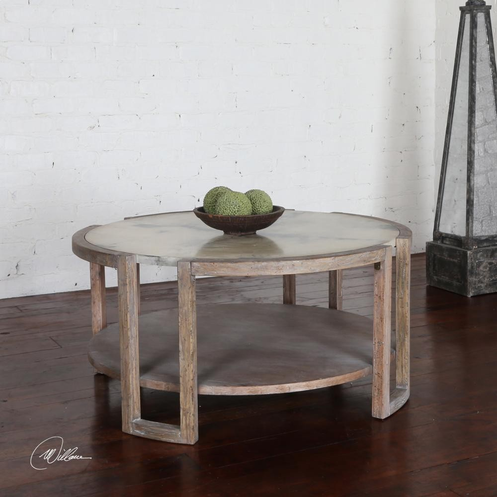 UTTERMOST Zula Coffee Table R Tables Fowhand Furniture - Uttermost driftwood coffee table