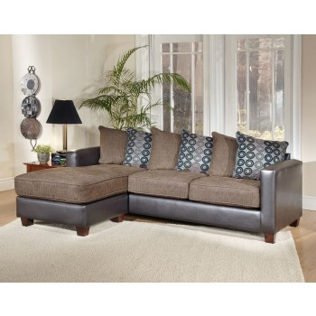 Reggae 2pc Sectional