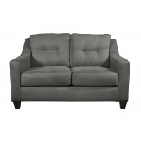 Karis - Slate - Loveseat