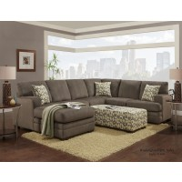 Hillel Pewter Sectional