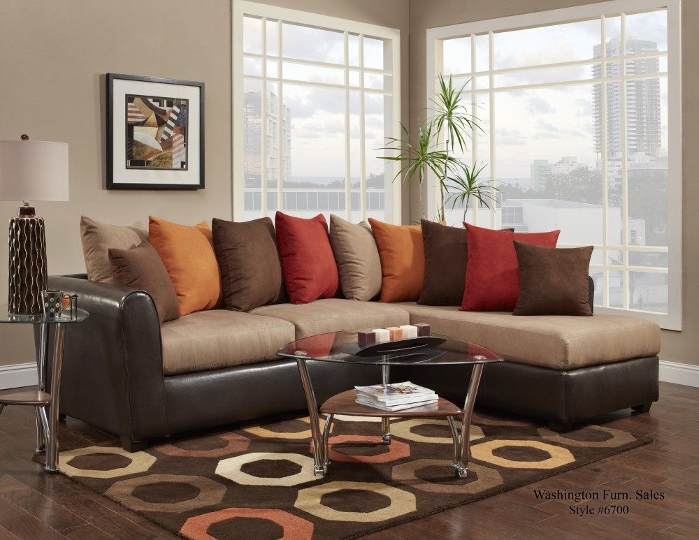 Exceptionnel Victory Lane Taupe Sectional