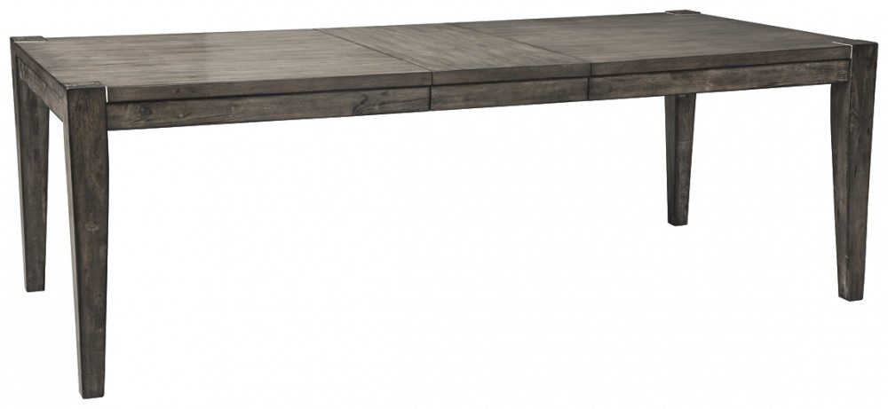 Chadoni Gray Rect Dining Room Ext Table D624 35