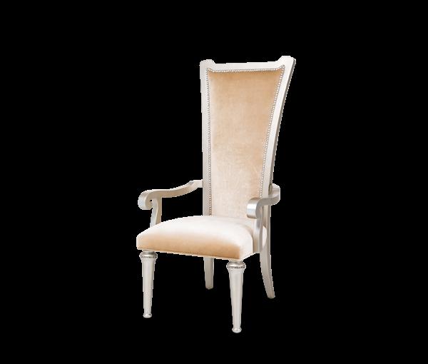 AMINI Bel Air Park Desk Chair Champagne