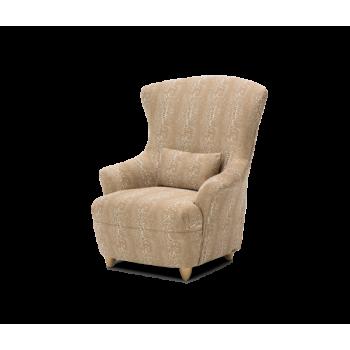Amini Cache High Back Chair Brightgold Stcache35gpy806