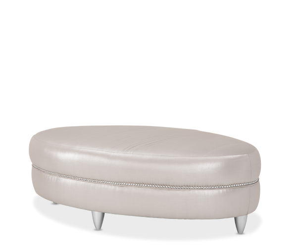 Surprising Amini Tatiana Cocktail Ottoman Agate Platinum Ocoug Best Dining Table And Chair Ideas Images Ocougorg