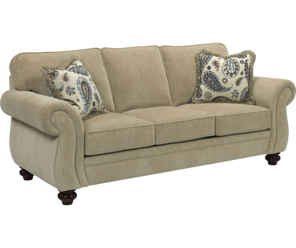 broyhill furniture cassandra sofa sleeper queen 3688slpr rh plourdefurniturecompany com broyhill sleeper sofa reviews broyhill sleeper sofa audrey