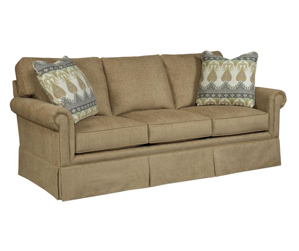 Broyhill Furniture Audrey Sofa Sleeper Queen 3762slpr Sleeper