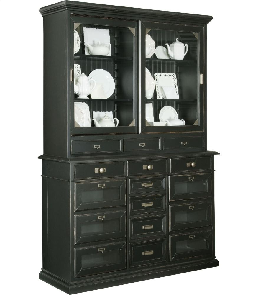 Broyhill China Cabinet Vintage Cabinets Matttroy