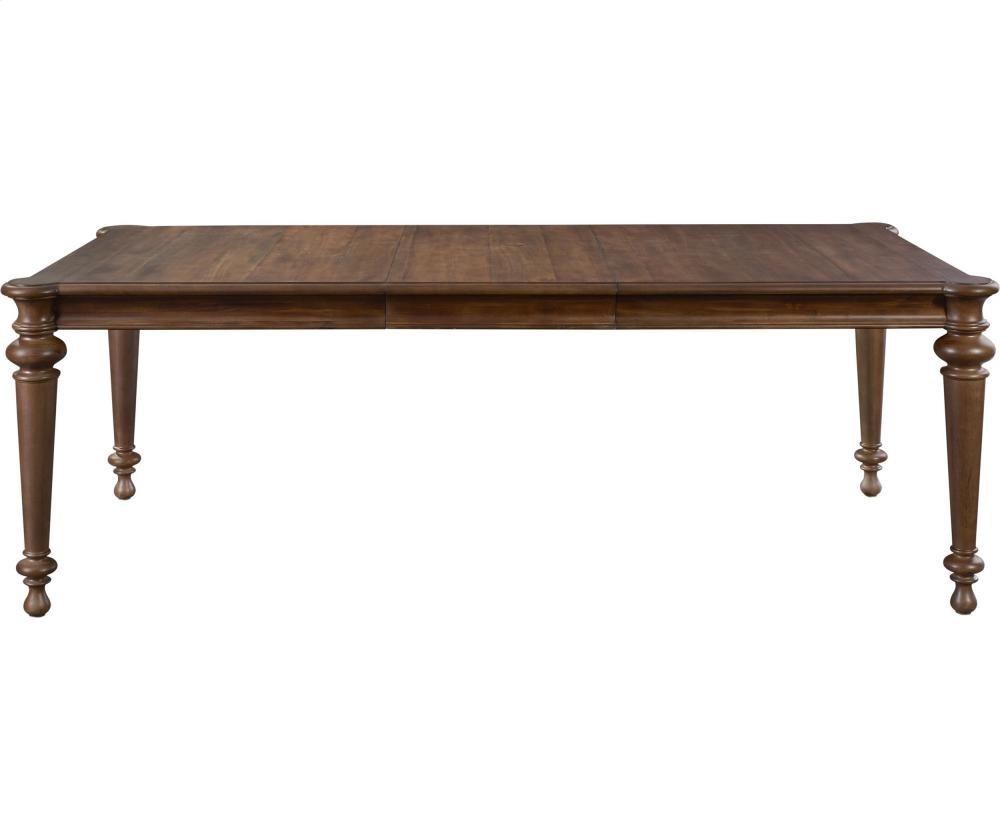 Perfect BROYHILL FURNITURE Cascade Rectangle Leg Table