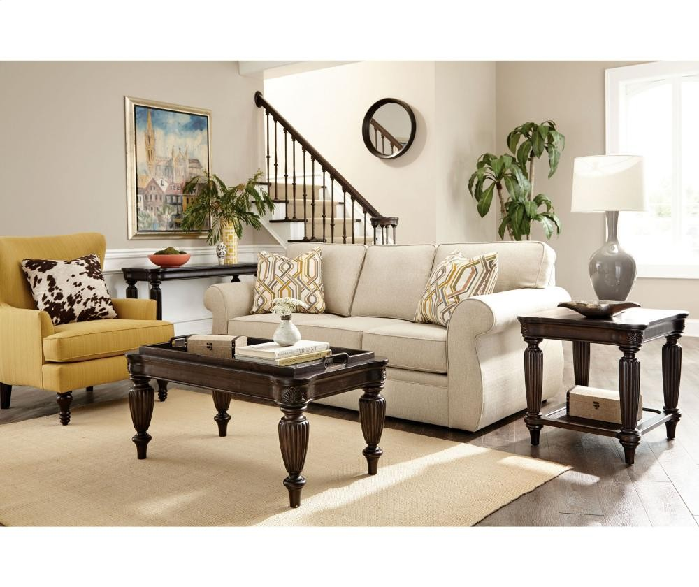 BROYHILL FURNITURE Jessa End Table | 4980002 | | Curries Furniture