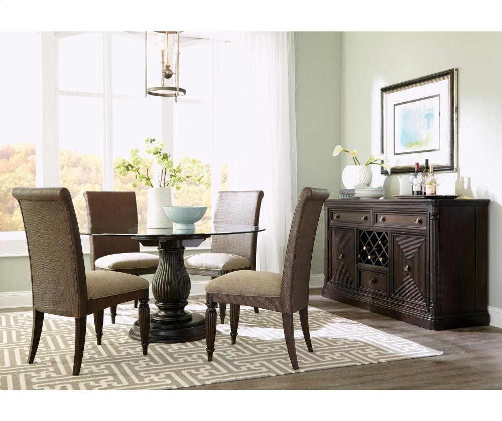 BROYHILL FURNITURE Jessa Dining Chairs | 4980UPHDININGCHAIRS | Side ...