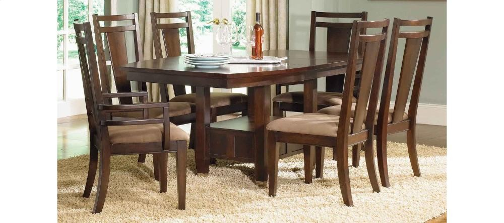BROYHILL FURNITURE Northern Lights Dining Table | 5312DININGTBL ...