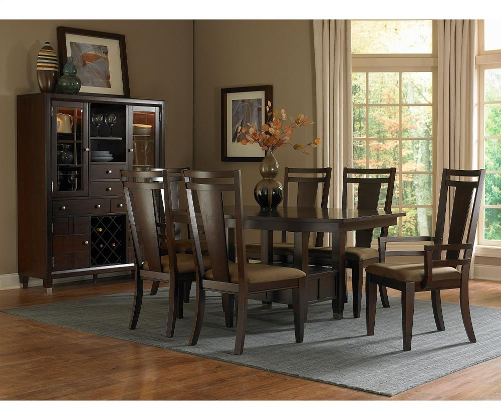 Broyhill furniture northern lights dining table 5312diningtbl broyhill workwithnaturefo